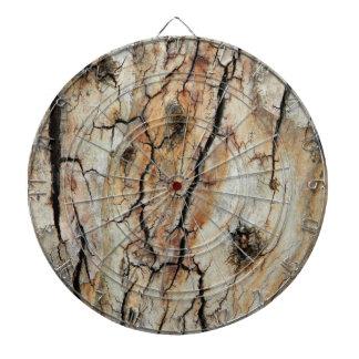 Vieja imagen natural de madera agrietada de la