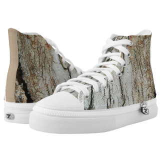 Vieja imagen natural de madera agrietada de la zapatillas