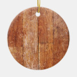 Vieja mirada de la madera dura ornamente de reyes