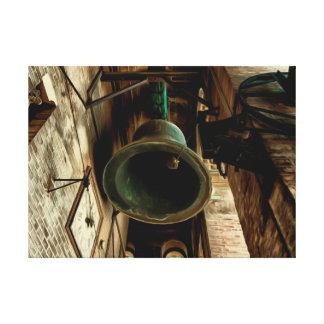 Vieja misión Bell Impresiones En Lona Estiradas