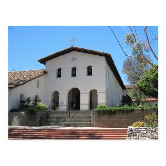 Vieja misión, San Luis Obispo Postal