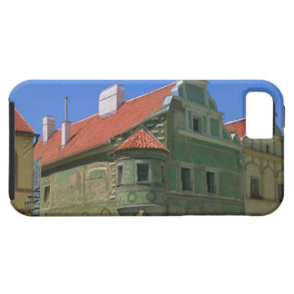 Vieja plaza rodeada por el siglo XVI 2 iPhone 5 Carcasa