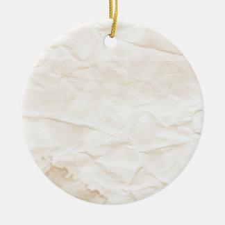 vieja textura de papel con la mancha del café ornamentos para reyes magos