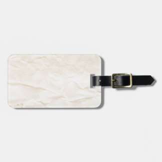 vieja textura de papel con la mancha del café etiqueta de maleta