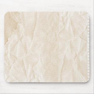 vieja textura de papel con la mancha del café alfombrilla de ratones