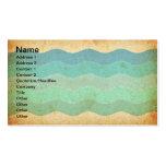Vieja textura de papel del vintage tarjeta de visita