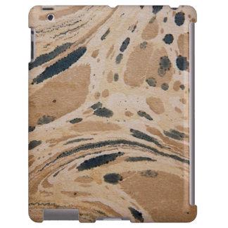 Vieja textura del papel veteado