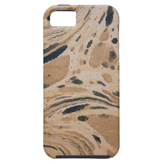 Vieja textura del papel veteado funda para iPhone SE/5/5s