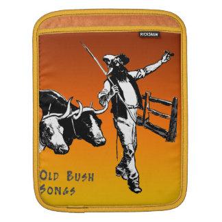 Viejas canciones de Bush Funda Para iPads