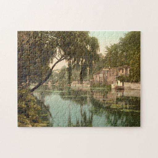 Viejo alcance, Thorpe, Norwich, Norfolk, Inglaterr Puzzles
