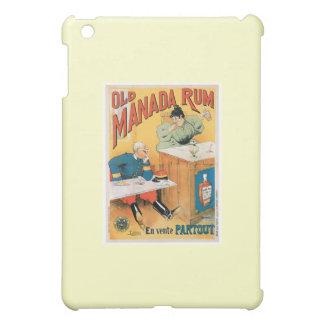 Viejo arte del anuncio de la bebida del vintage de