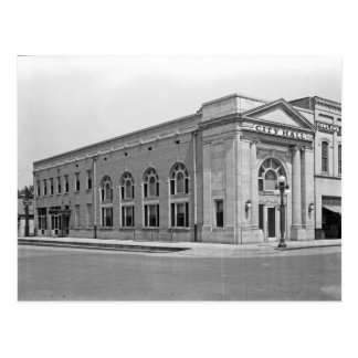 Viejo ayuntamiento Dyersburg Postales