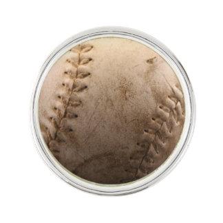 Viejo béisbol pin
