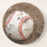 viejo béisbol posavasos personalizados
