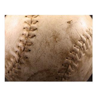 Viejo béisbol postales