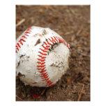 viejo béisbol tarjetones