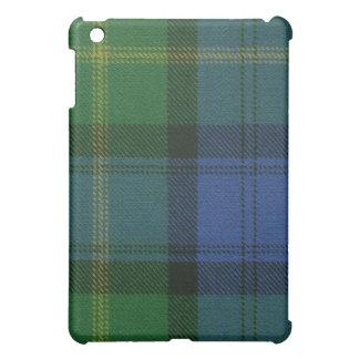 Viejo caso antiguo del iPad del tartán de Gordon