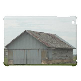 Viejo caso del iPad del granero