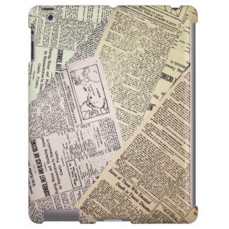 Viejo caso del iPad del reportero