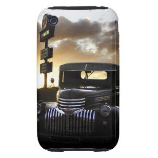 Viejo caso del iPhone 3G/3GS del camión de Chevy Funda Resistente Para iPhone 3