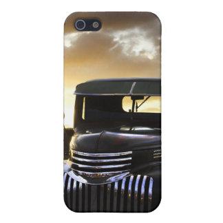 Viejo caso del iPhone 4/4S del camión de Chevy iPhone 5 Carcasa