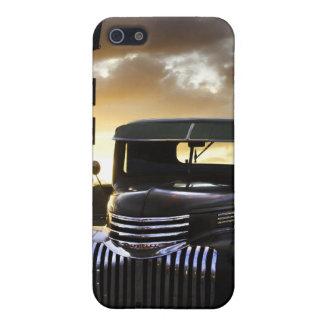 Viejo caso del iPhone 4/4S del camión de Chevy iPhone 5 Fundas