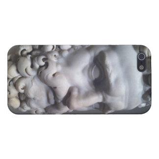 Viejo caso griego del individuo iPhone 5 carcasas