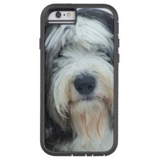 Viejo caso inglés del iPhone 6 del perro pastor Funda Tough Xtreme iPhone 6
