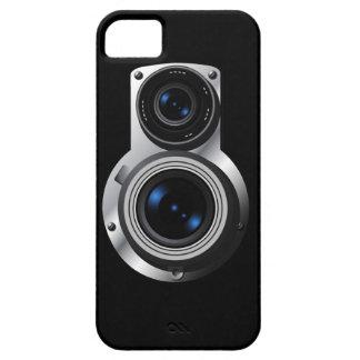 Viejo caso retro del iPhone 5 de la cámara de la iPhone 5 Fundas
