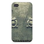 Viejo detalle del hierro iPhone 4/4S fundas