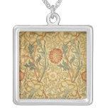 Viejo diseño floral antiguo colgante