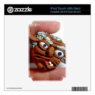 Viejo duende II Calcomanía Para iPod Touch 4G