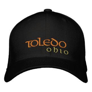 Viejo Europa estilo de Toledo Ohio Gorras De Béisbol Bordadas