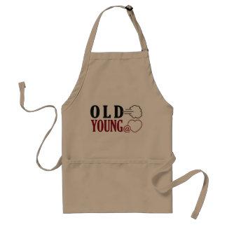 Viejo Fart el delantal - elija el estilo y el colo