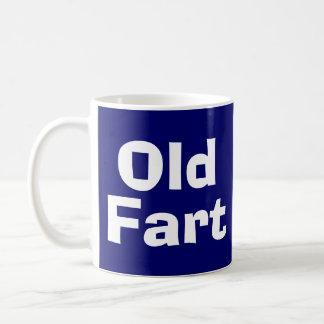 Viejo Fart la taza de la bebida