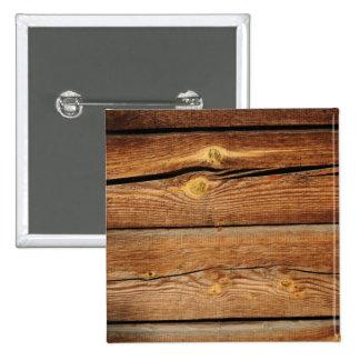 Viejo fondo de madera pin cuadrado