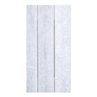 Viejo fondo de madera resistido blanqueado de plantilla para tarjeta de foto