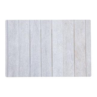 Viejo fondo de madera resistido blanqueado de salvamanteles