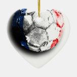 Viejo fútbol (Francia) Ornamento Para Reyes Magos