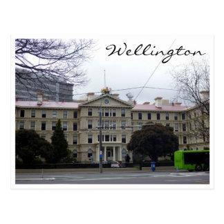 viejo gobierno Wellington Tarjetas Postales