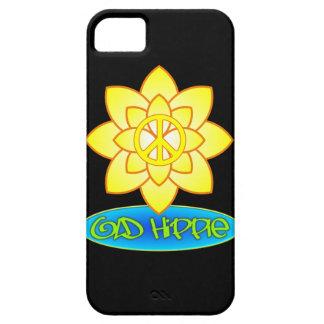 Viejo Hippie Funda Para iPhone 5 Barely There