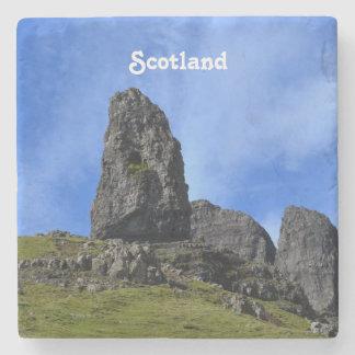 Viejo hombre de Storr en la isla de Skye Posavasos De Piedra