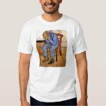 Viejo hombre en dolor de Vincent van Gogh 1890 Playeras