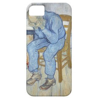 Viejo hombre en el dolor (en el umbral de eternida iPhone 5 carcasas