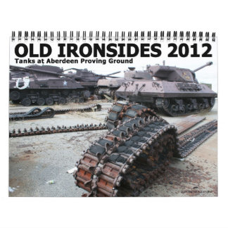 Viejo hombre fuerte 2012 calendarios