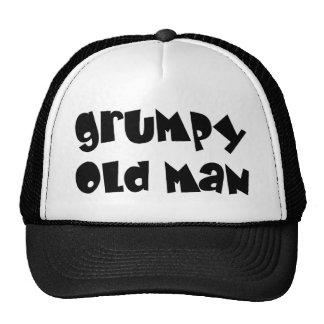 Viejo hombre gruñón gorro