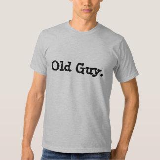 Viejo individuo. - Modificado para requisitos Remera