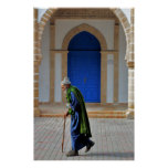 Viejo marroquí póster