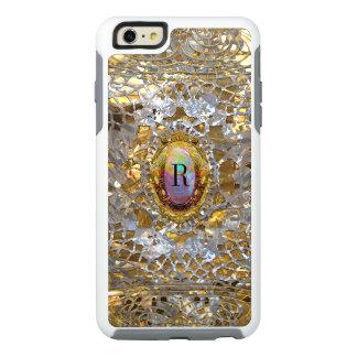 Viejo monograma personalizado de Hollywood chica Funda Otterbox Para iPhone 6/6s Plus
