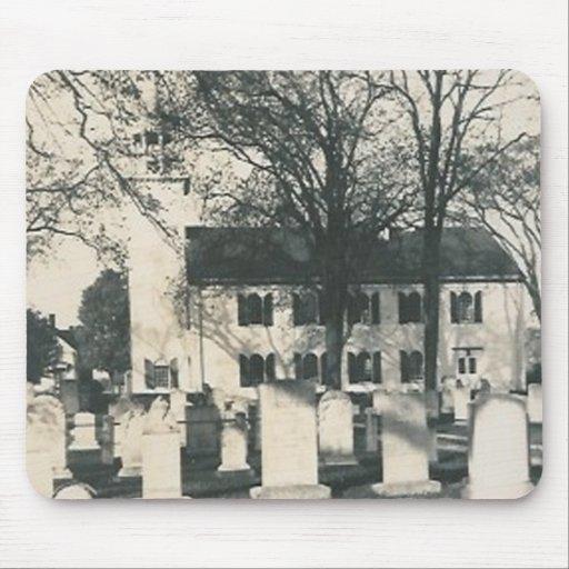 viejo mousepad del cementerio
